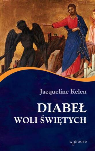 Diabeł woli Świętych - okładka książki