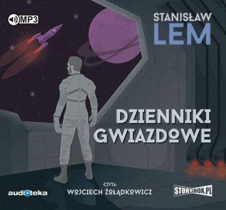 Dzienniki gwiazdowe - pudełko audiobooku