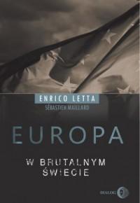 Europa w brutalnym świecie - okładka książki