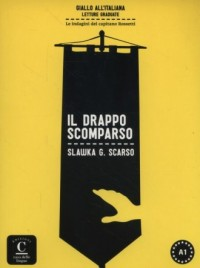 Giallo Allitaliana: Il Drappo Scomparso - okładka podręcznika