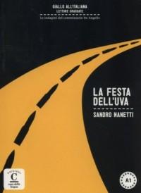 Giallo allItaliana: La festa delluva - okładka podręcznika