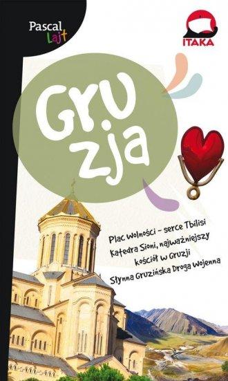 Gruzja. Pascal Lajt - okładka książki