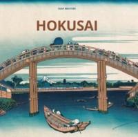 Hokusai - okładka książki