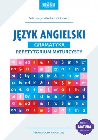 Język angielski. Gramatyka. Repetytorium - okładka podręcznika