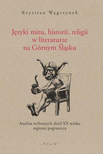 Języki mitu historii, religii w - okładka książki