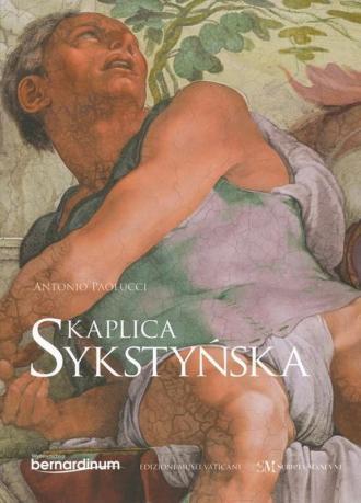 Kaplica Sykstyńska - okładka książki