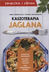 Kaszoterapia jaglana - okładka książki