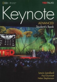 Keynote Advanced Students Book + DV - okładka podręcznika
