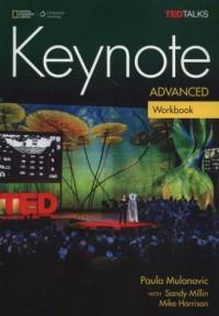 Keynote Advanced Workbook (+ CD) - okładka podręcznika