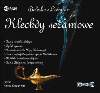 Klechdy sezamowe - pudełko audiobooku