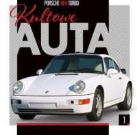 Kultowe Auta 1. Porsche 964 Turbo - okładka książki
