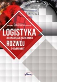 Logistyka jako narzędzie wspierające - okładka książki