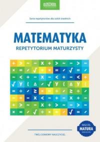 Matematyka. Repetytorium maturzysty. - okładka podręcznika