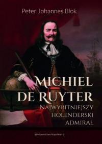 Michiel de Ruyter. Najwybitniejszy - okładka książki
