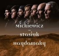 Mickiewicz Stasiuk Haydamaky - - okładka płyty