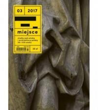 Miejsce nr 03/2017 - okładka książki