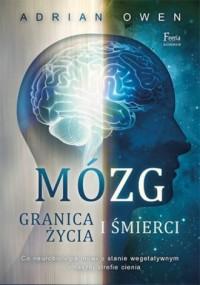 Mózg. Granica życia i śmierci - okładka książki