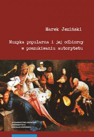 Muzyka popularna i jej odbiorcy - okładka książki