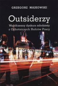 Outsiderzy. Współczesny dyskurs - okładka książki