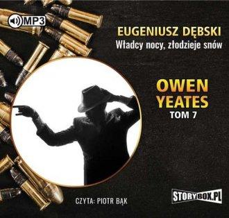 Owen Yeates. Tom 7. Władcy nocy - pudełko audiobooku