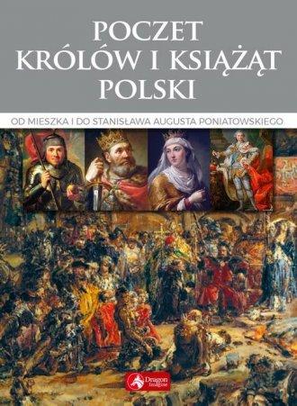 Poczet królów i książąt Polski - okładka książki
