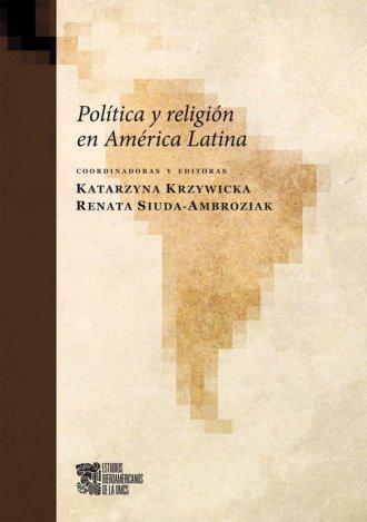 Politica y religion en America - okładka książki