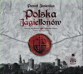 Polska Jagiellonów - pudełko audiobooku