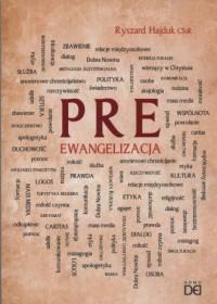 Preewangelizacja - okładka książki