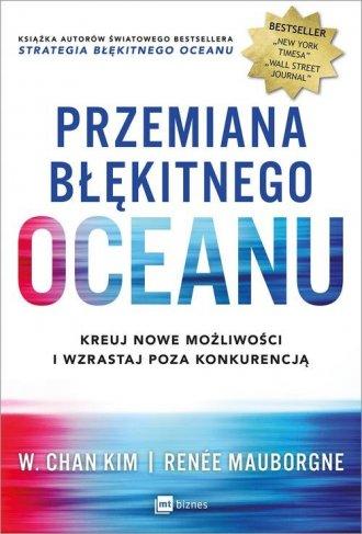 Przemiana błękitnego oceanu. Kreuj - okładka książki