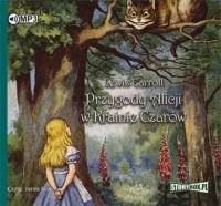 Przygody Alicji w Krainie Czarów - pudełko audiobooku