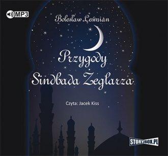 Przygody Sindbada Żeglarza - pudełko audiobooku