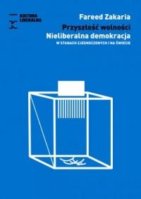 Przyszłość wolności - okładka książki