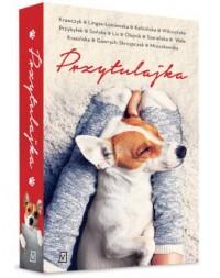 Przytulajka - Agnieszka Krawczyk - okładka książki