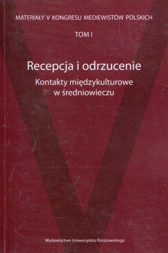 Recepcja i odrzucenie Kontakty - okładka książki