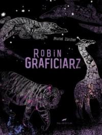 Robin Graficiarz - okładka książki