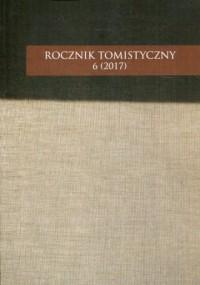 Rocznik Tomistyczny 6 (2017) - okładka książki