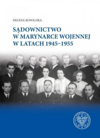 Sądownictwo w Marynarce Wojennej - okładka książki