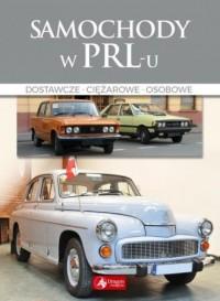 Samochody w PRL-u - Magdalena Binkowska - okładka książki