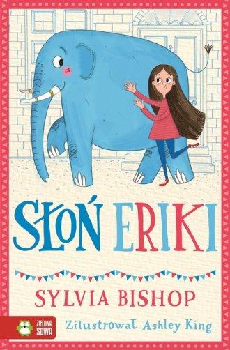 Słoń Eriki - okładka książki