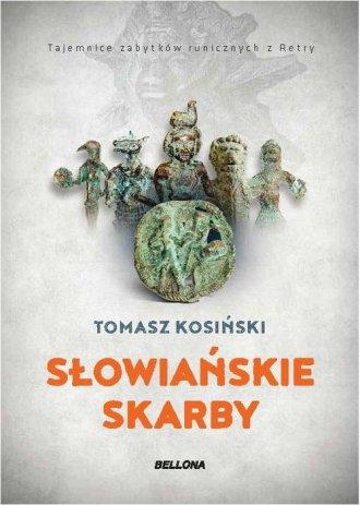 Słowiańskie skarby - okładka książki