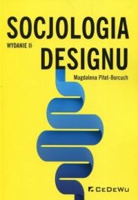 Socjologia designu - Magdalena - okładka książki