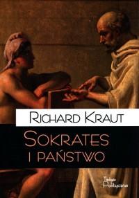 Sokrates i państwo - okładka książki