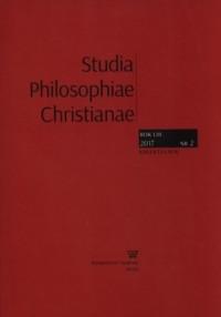 Studia Philosophiae Christianae 2017/2 - okładka książki