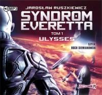 Syndrom Everetta. Tom 1. Ulysses - pudełko audiobooku