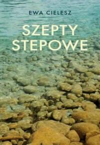 Szepty stepowe - okładka książki