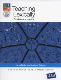 Teaching Lexically. Principles and practice - okładka podręcznika