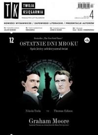 Twoja Księgarnia 4/2017 (36) - okładka książki