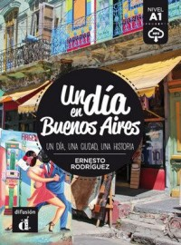 Un dia en Buenos Aires - okładka podręcznika