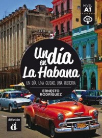 Un dia en la Habana - okładka podręcznika
