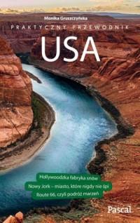 USA. Przewodnik Praktyczny - Monika - okładka książki